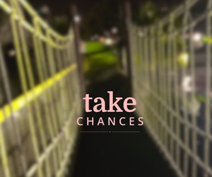 adventures, easel, and take chances image
