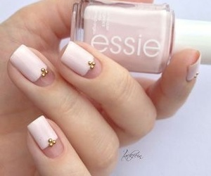 nails, style, and design image