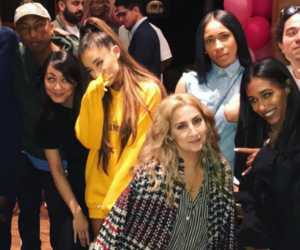 famous, arianagrande, and arianators image