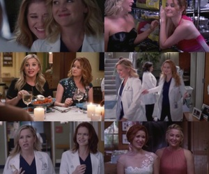 april, arizona, and greys anatomy image