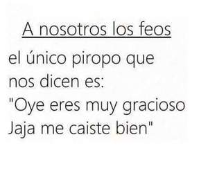 amigos, frases, and feo image