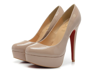 louboutin platforms pumps image
