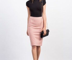 chic, clothing, and fashionable image
