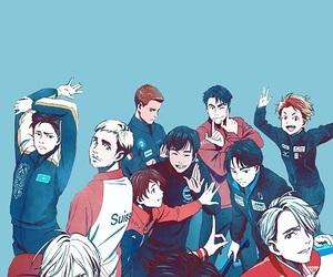 anime, boys, and wallper image