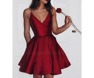 homecoming dress, homecoming dresses, and homecoming dresses a-line image