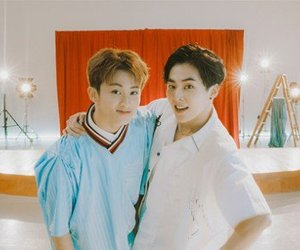 exo, xiumin, and nct image