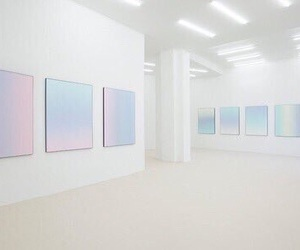 white, pastel, and art image