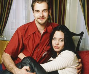Angelina Jolie and jonny lee miller image