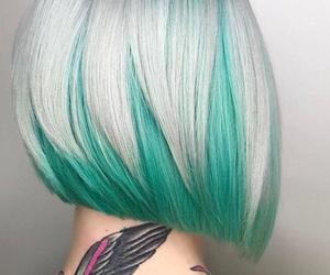 aqua, turquoise, and blue image