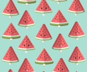 cute, watermelon, and tastemade image