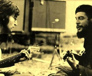 john lennon, Che Guevara, and che image