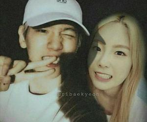 exo, snsd, and baekyeon image
