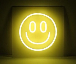 light, neon, and smile image