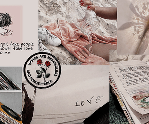 header, Collage, and aesthetic image