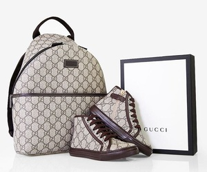 bag, expensive, and fancy image