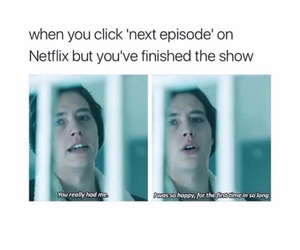 funny, cole sprouse, and riverdale image