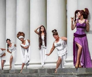 hercules, disney, and cosplay image