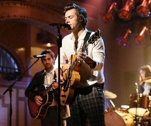 Harry Styles, one direction, and snl image
