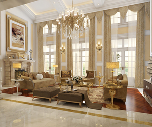 luxury and living room image