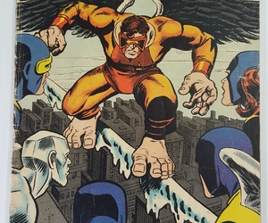comic books, marvel comics, and Jack Kirby image
