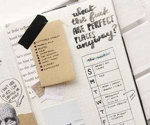 motivation, planner, and tumblr image