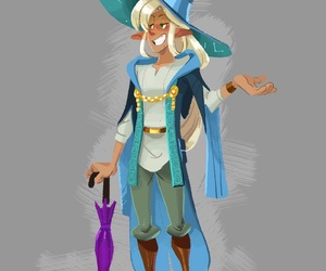 elf, podcast, and dungeons and dragons image