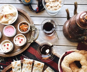 arabian, food, and breakfast image