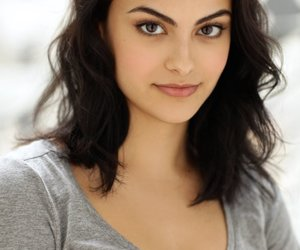 camila mendes, veronica lodge, and riverdale image
