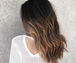 стиль, мода, and волосы image