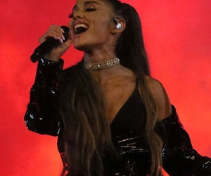ariana grande, dangerous woman, and icon image