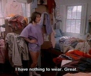girl, clothes, and funny image