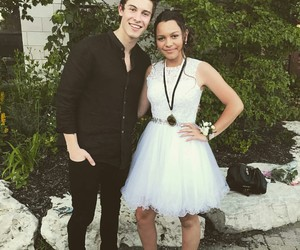 shawn mendes and aaliyah mendes image