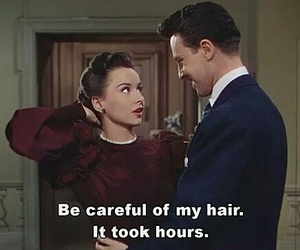 hair, movie, and quotes image