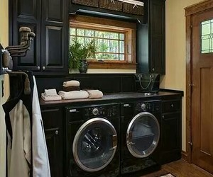 home, home sweet home, and laundry image