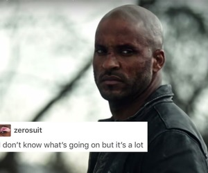 funny, ricky whittle, and meme image