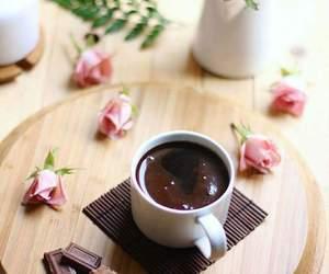 coffee, food, and شوكولا image