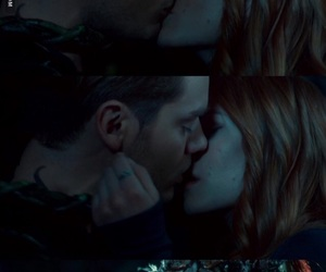 otp, jace and clary, and clace image