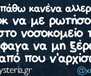 greek quote and funny image