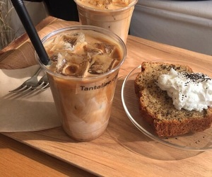 coffee, food, and beige image