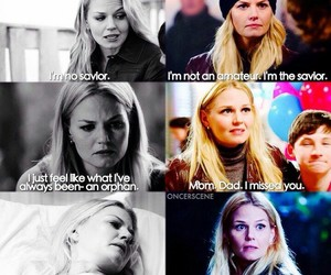 mother, changing, and emma swan image