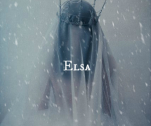 disney, snow queen, and elsa image