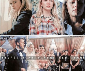 home, once upon a time, and emma swan image