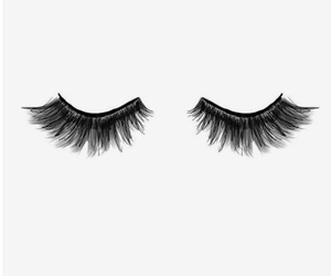 eyelashes, beauty, and wallpaper image