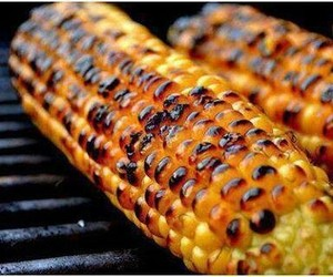 corn, yummy, and food image