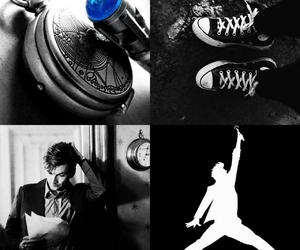 Collage, converse, and david tennant image