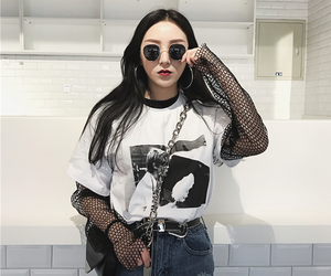 cool, cute, and girl image