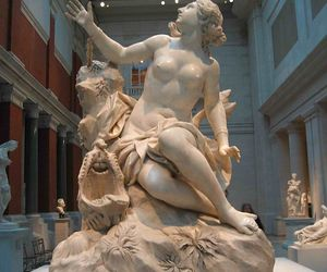 european art, marble sculpture, and domenico guidi image