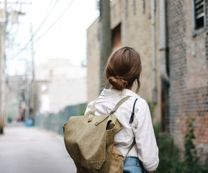 girl, adventure, and hipster image