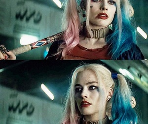 suicide squad, movie, and movies image