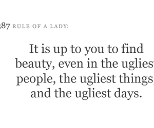 beauty, people, and ugly image